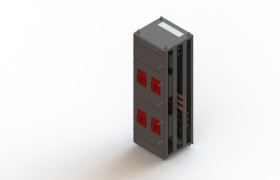 77x70x230 P3 Modular